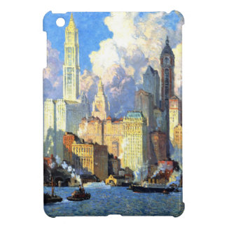 Hudson River Waterfront - Colin Campbell Cooper Case For The iPad Mini