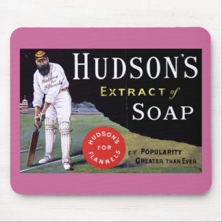 Hudson s Extract of Soap Mouse Mat