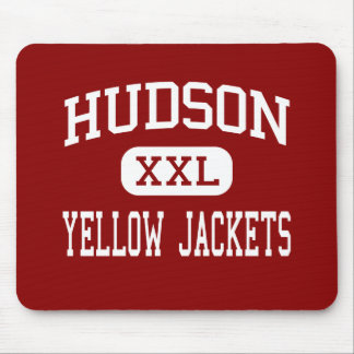 Hudson - Yellow Jackets - Middle - Lufkin Texas Mouse Mats
