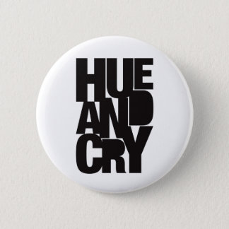 Hue and Cry - Badge