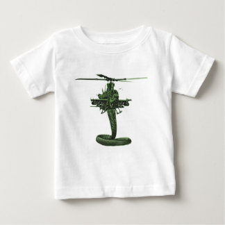 Huey Cobra Helicopter Baby T-Shirt
