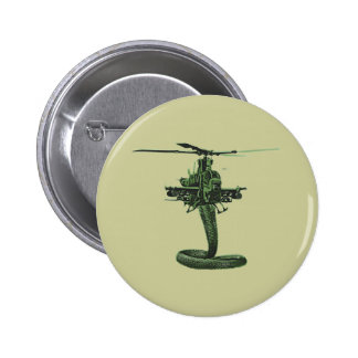 Huey Cobra Helicopter Pins
