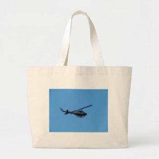 Huey over Malta Large Tote Bag