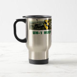 HUEY PATROL COFFEE MUGS
