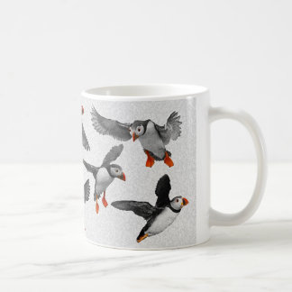 Huffin' Puffin Coffee Mug