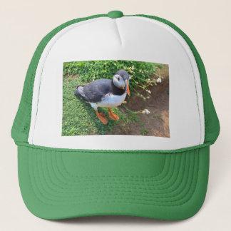 Huffin' Puffin Trucker Hat