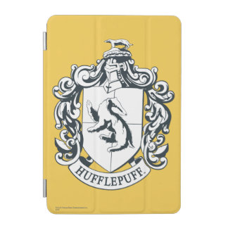 Hufflepuff Crest 2 iPad Mini Cover