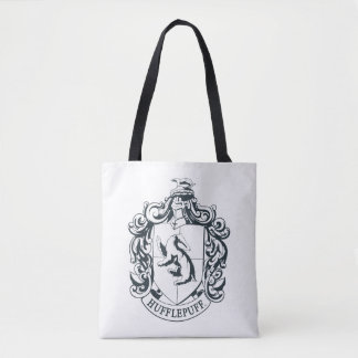 Hufflepuff Crest 2 Tote Bag