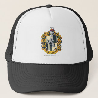 Hufflepuff Crest 2 Trucker Hat