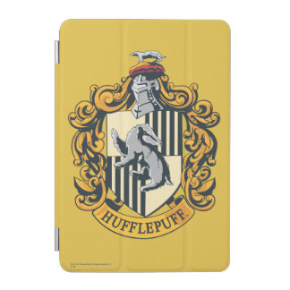 Hufflepuff Crest 3 iPad Mini Cover
