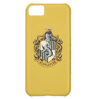 Hufflepuff Crest 3 iPhone 5C Case
