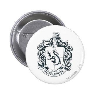 Hufflepuff Crest Pins