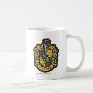 Hufflepuff Crest Basic White Mug