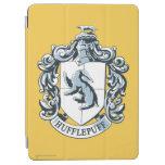 Hufflepuff Crest Blue iPad Air Cover