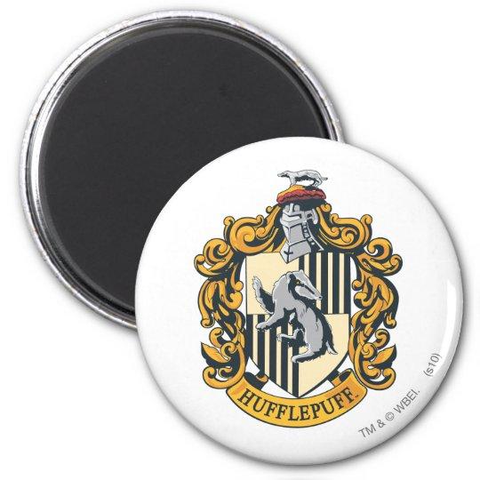 Hufflepuff Crest Magnet