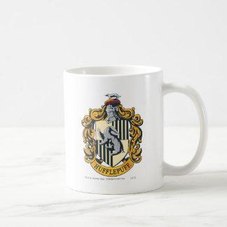 Hufflepuff Crest Coffee Mugs