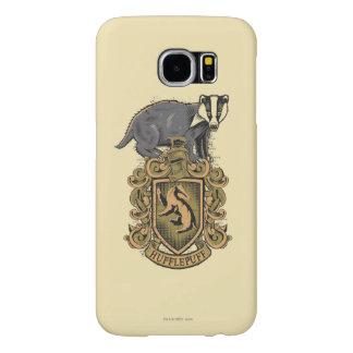 HUFFLEPUFF™ Crest Samsung Galaxy S6 Cases