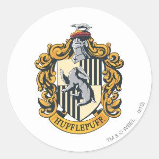 Hufflepuff Crest Sticker
