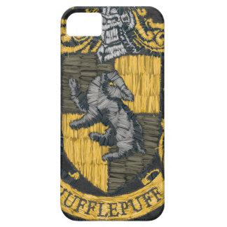 Hufflepuff Destroyed Crest iPhone 5 Cases