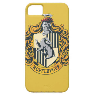Hufflepuff House Crest iPhone 5 Case