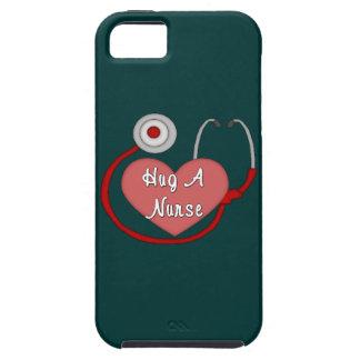 Hug A Nurse iPhone 5 Case