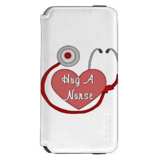 Hug A Nurse Incipio Watson™ iPhone 6 Wallet Case