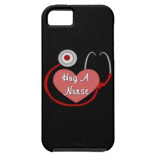Hug A Nurse Tough iPhone 5 Case