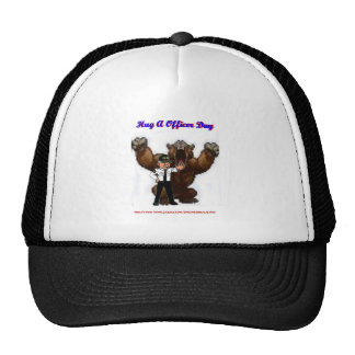Hug A Officer Day Hat