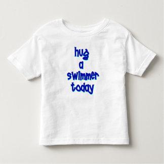 Hug A Swimmer Today Tshirts