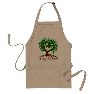 Hug a Tree Apron