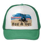 Hug A Vet Mesh Hats