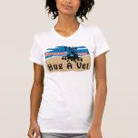 Hug A Vet T-Shirt Tees