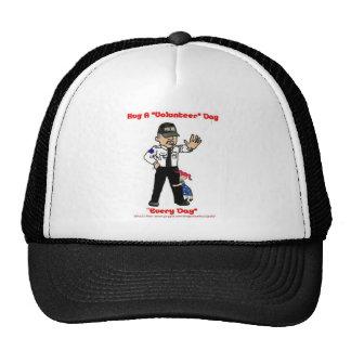 "Hug A ""Volunteer"" Day Hat"