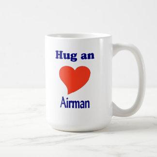 Hug an Airman Mug