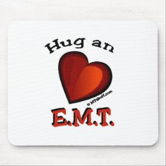 Hug an EMT Mousepad