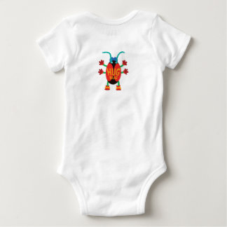 Hug Bug One Piece Baby Onesie