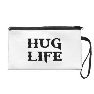 Hug Life Thug Life Wristlets