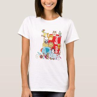Hug Me - animals T-Shirt
