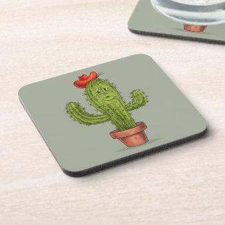 Hug Me Cactus Coasters