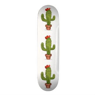 Hug Me Cactus Skateboard