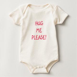 Hug Me Please! Baby Bodysuit