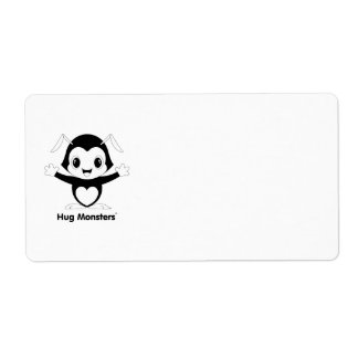 Hug Monsters® Avery Label Shipping Label