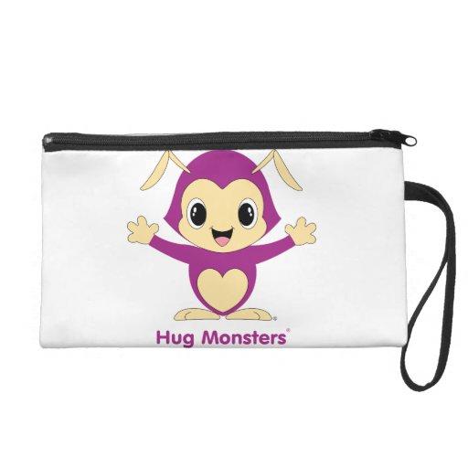 Hug Monsters® Wristlet Purse