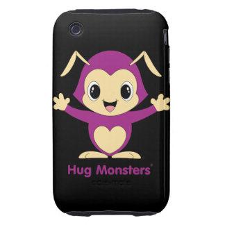 Hug Monsters® iPhone 3G/3GS Case-Mate Tough™ Tough iPhone 3 Case