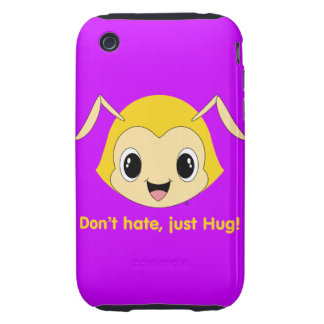 Hug Monsters® iPhone 3G/3GS Case-Mate Tough™ Tough iPhone 3 Cover