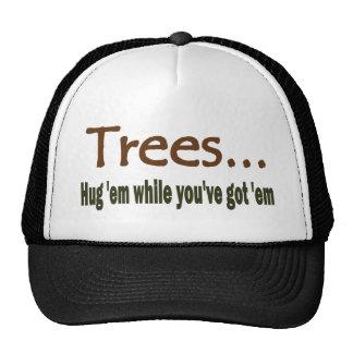 Hug Trees Cap