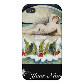 Hugard's ~ Fascinating Illusion Vintage Magic Act iPhone 4/4S Cover