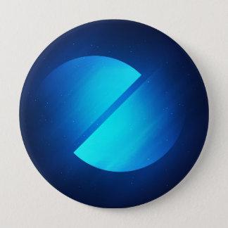 Huge, 4 Inch Round Button