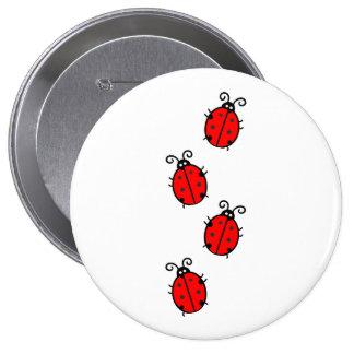 Huge, 4 Inch Round Button Image