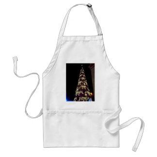 Huge Christmas Tree Standard Apron